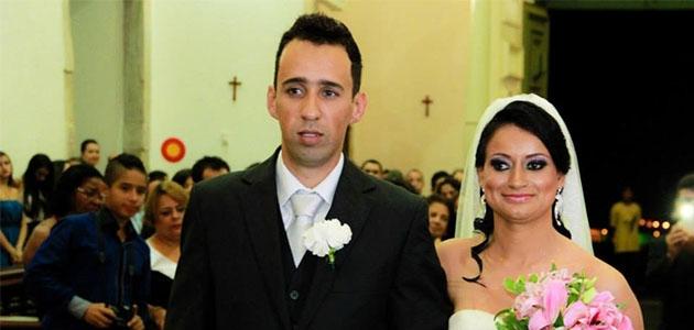 Marcela e Douglas