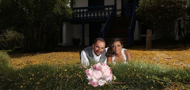 Andréia e Hugo