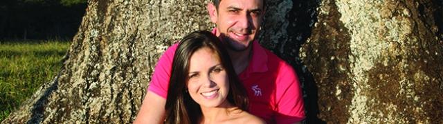 Lílian e Gilberto